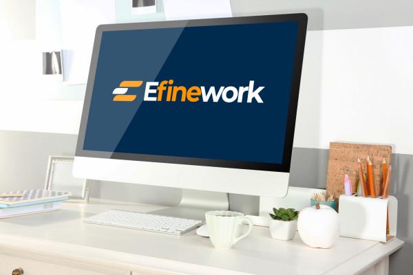 Sample branding #3 for Efinework