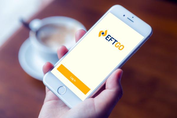 Sample branding #1 for Eftgo