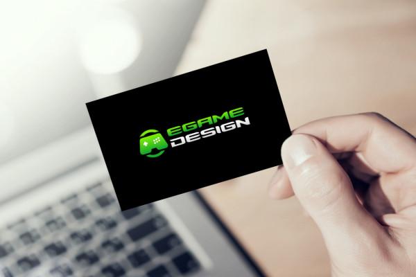 Sample branding #3 for Egamedesign