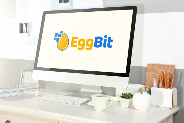 Sample branding #1 for Eggbit