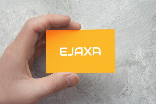 Sample branding #3 for Ejaxa