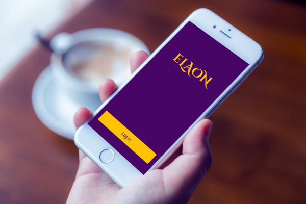 Sample branding #2 for Elaon