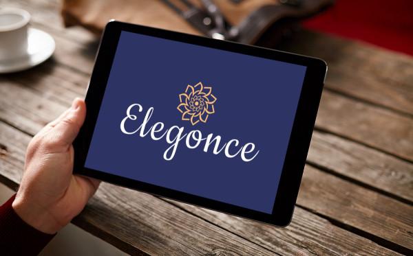 Sample branding #3 for Elegonce