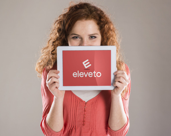 Sample branding #3 for Eleveto