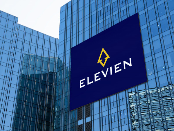 Sample branding #1 for Elevien