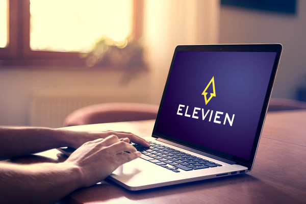 Sample branding #2 for Elevien