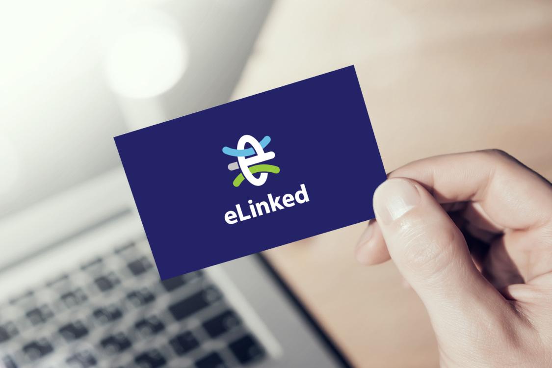 Sample branding #3 for Elinked