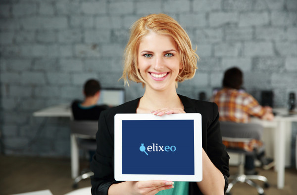 Sample branding #1 for Elixeo