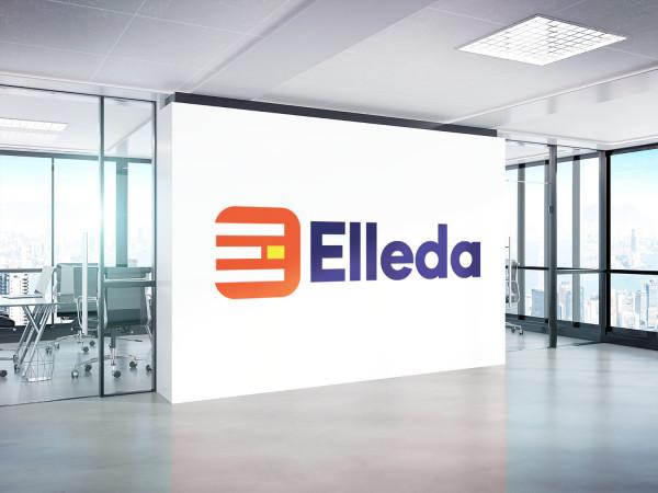 Sample branding #3 for Elleda