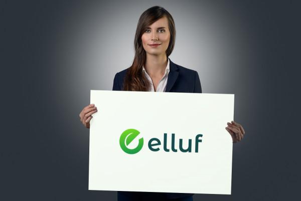 Sample branding #1 for Elluf