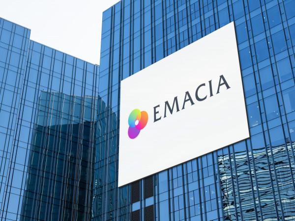 Sample branding #2 for Emacia