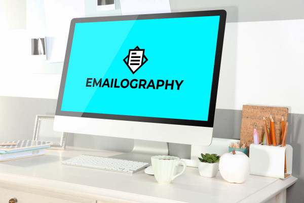 Sample branding #2 for Emailography