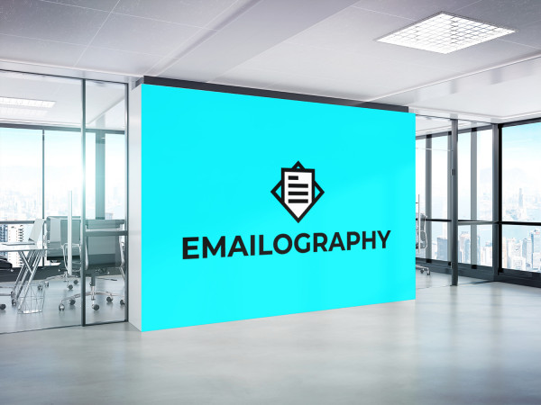 Sample branding #3 for Emailography