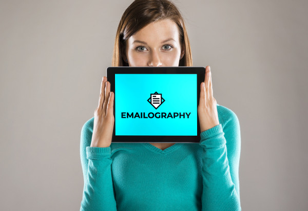 Sample branding #1 for Emailography