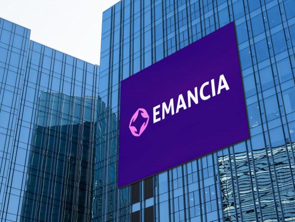 Sample branding #1 for Emancia