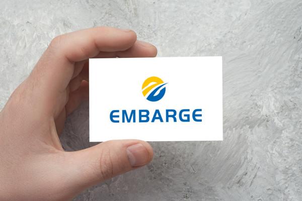 Sample branding #2 for Embarge