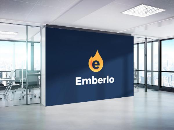 Sample branding #3 for Emberlo