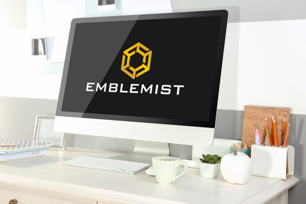 Sample branding #1 for Emblemist