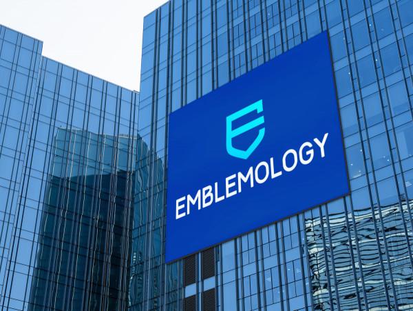 Sample branding #1 for Emblemology