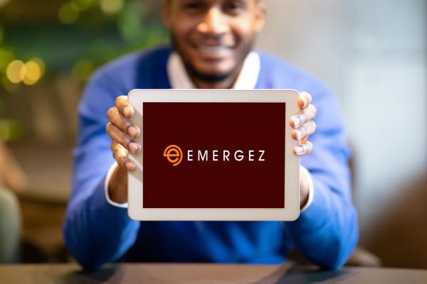 Sample branding #1 for Emergez