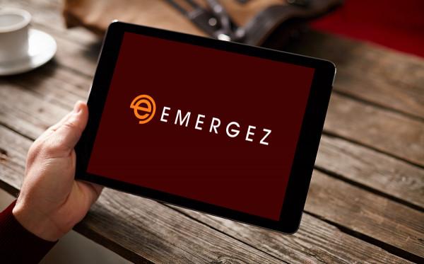Sample branding #2 for Emergez