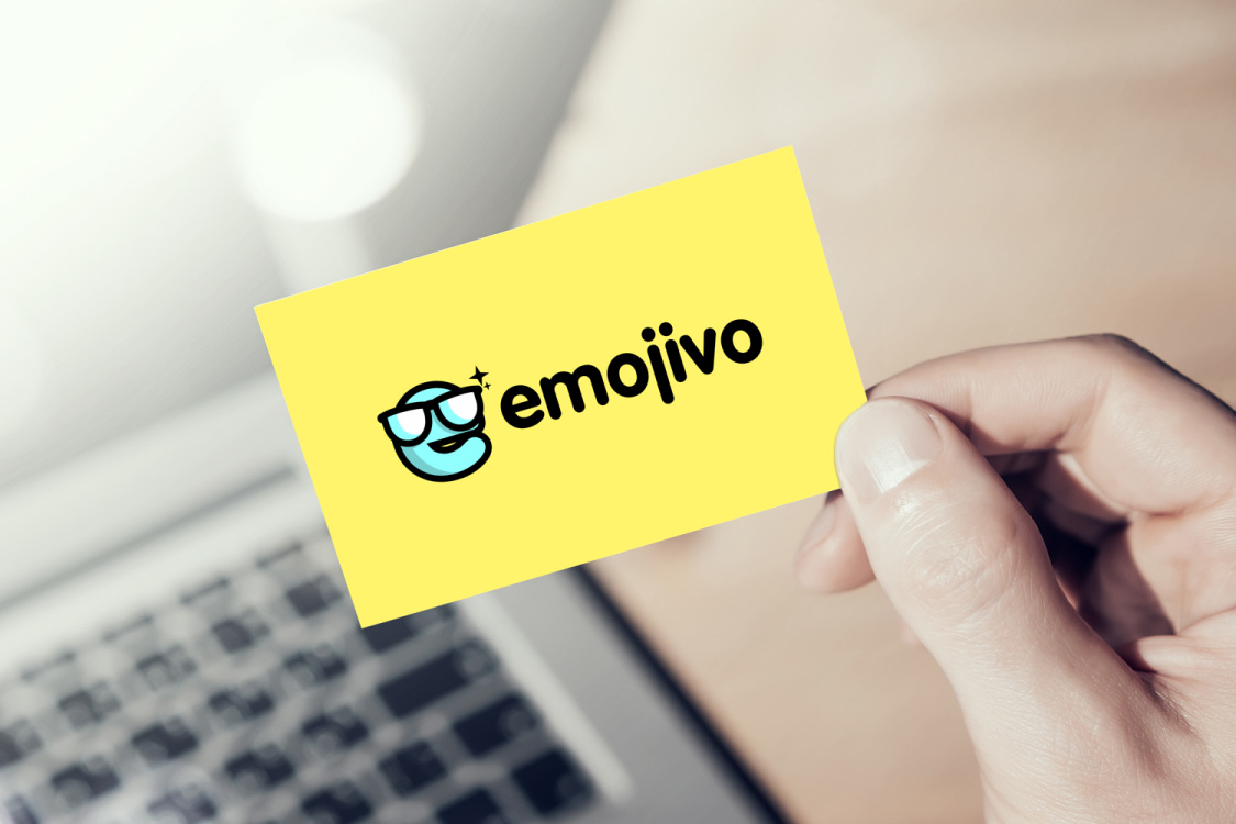 Sample branding #1 for Emojivo