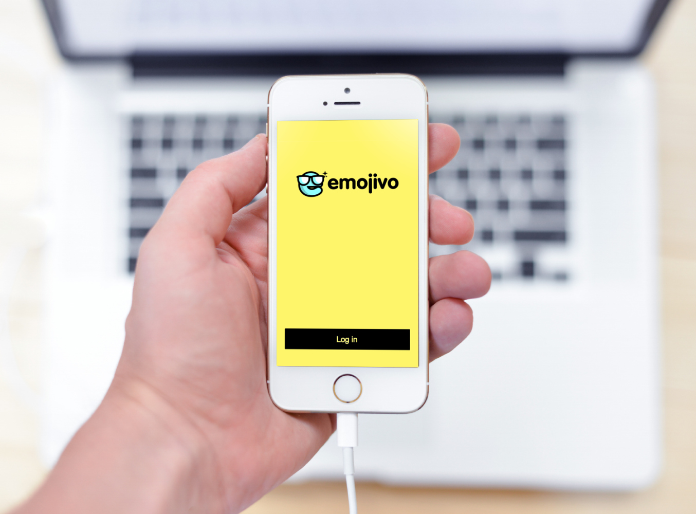 Sample branding #2 for Emojivo
