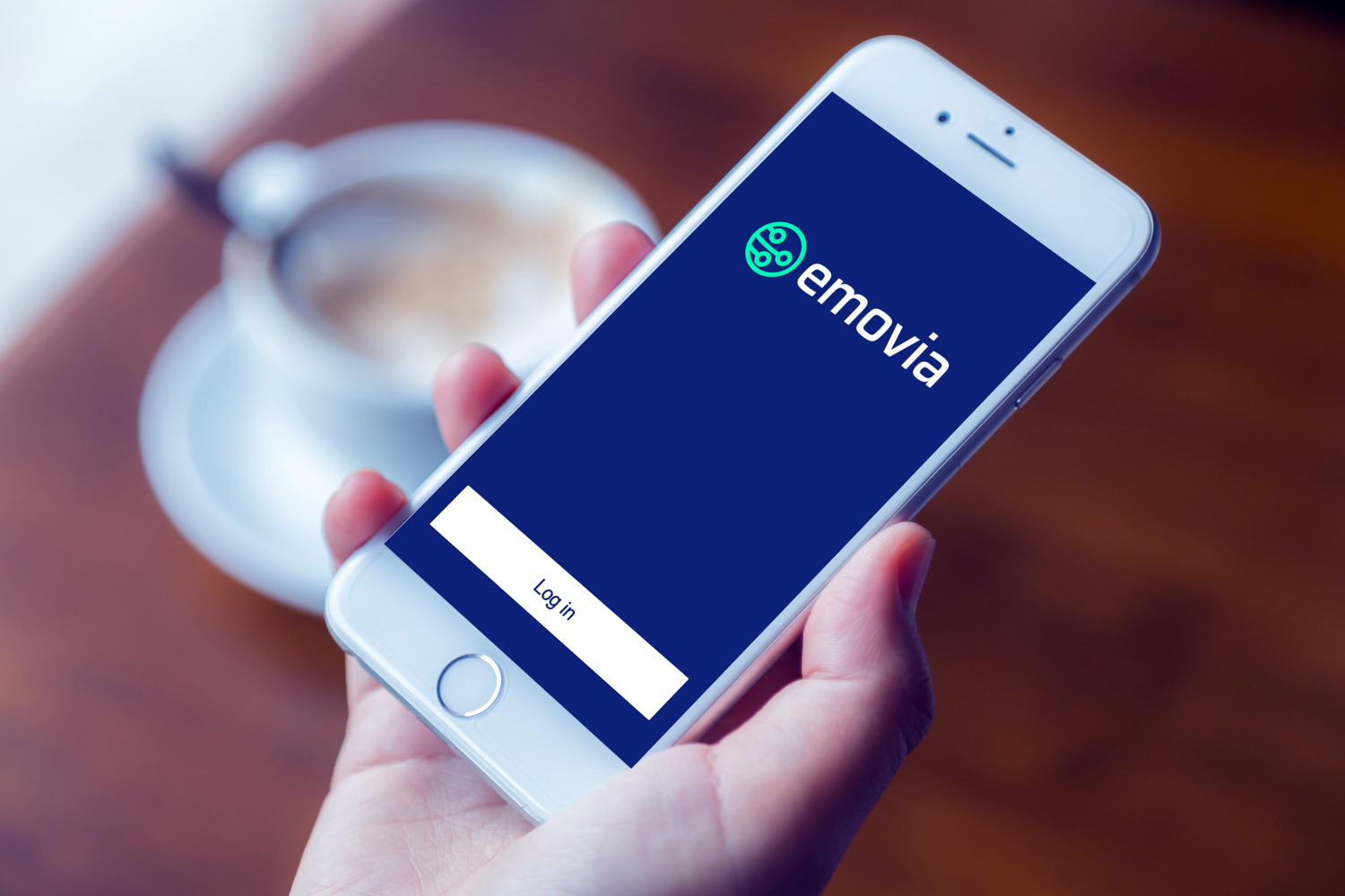 Sample branding #2 for Emovia