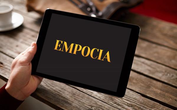 Sample branding #1 for Empocia