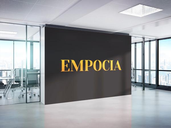 Sample branding #2 for Empocia
