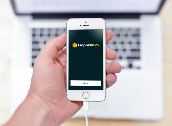Sample branding #2 for Empressbox