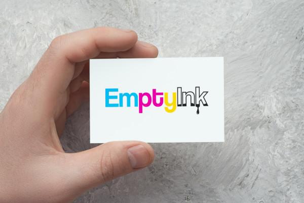 Sample branding #1 for Emptyink