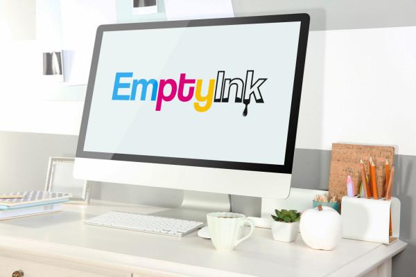 Sample branding #3 for Emptyink