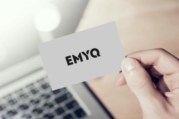 Sample branding #2 for Emyq