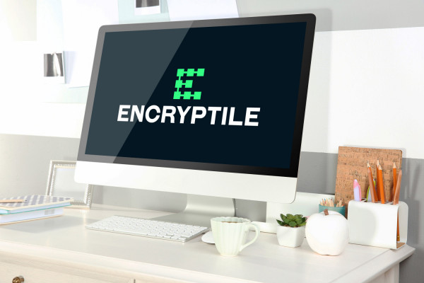 Sample branding #3 for Encryptile