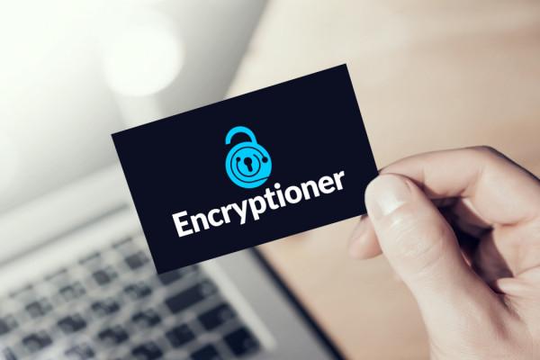 Sample branding #1 for Encryptioner