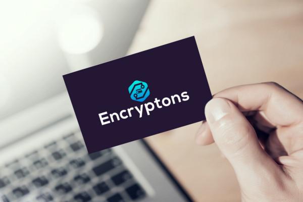 Sample branding #1 for Encryptons