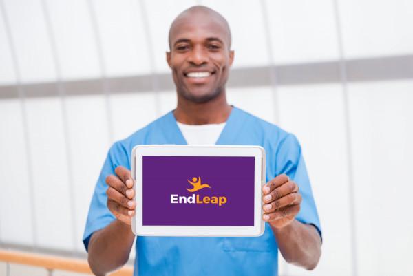 Sample branding #2 for Endleap