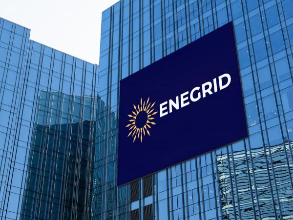 Sample branding #3 for Enegrid