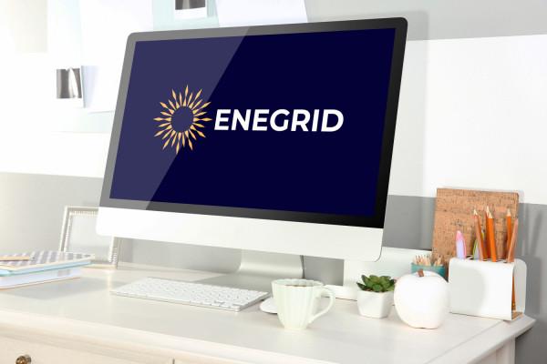 Sample branding #1 for Enegrid