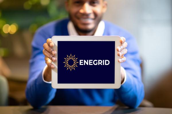 Sample branding #2 for Enegrid