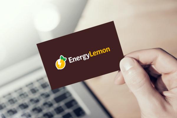 Sample branding #1 for Energylemon