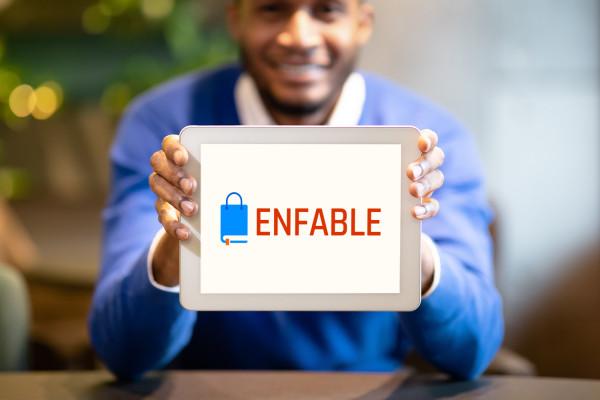 Sample branding #2 for Enfable