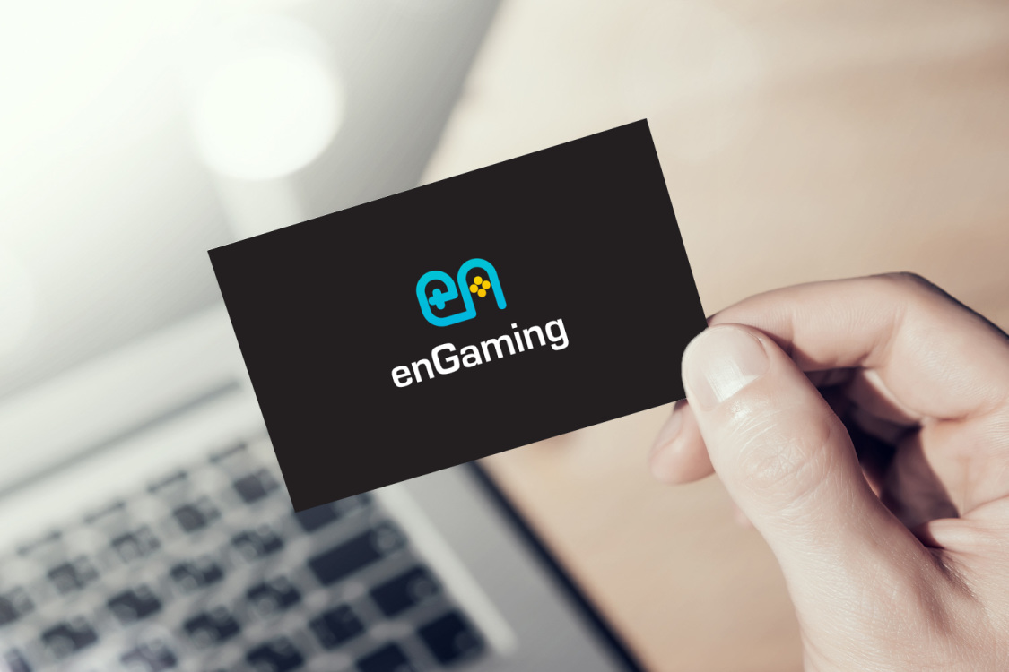 Sample branding #2 for Engaming