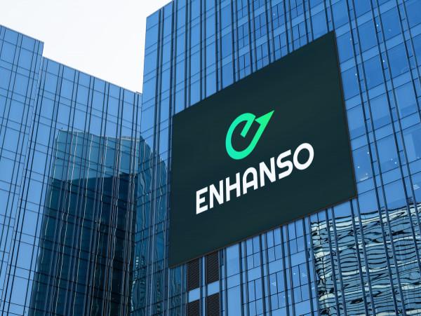 Sample branding #3 for Enhanso