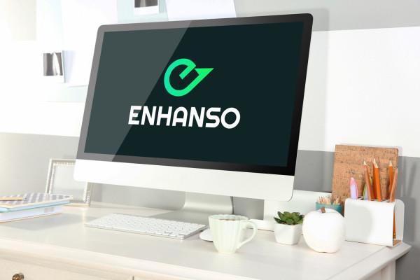 Sample branding #1 for Enhanso