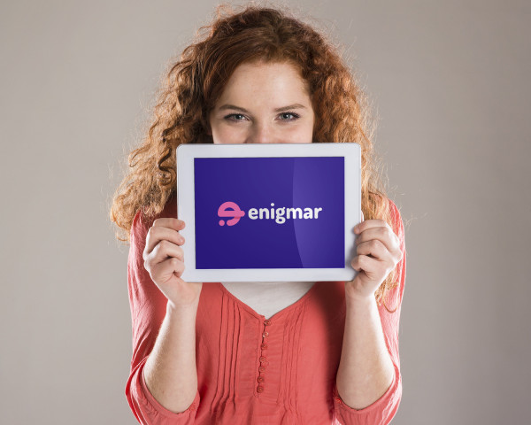 Sample branding #1 for Enigmar