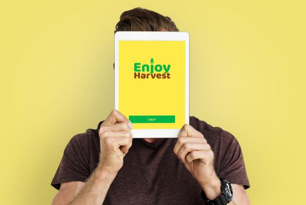 Sample branding #1 for Enjoyharvest