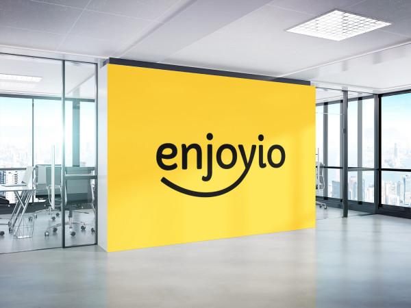 Sample branding #1 for Enjoyio