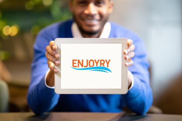 Sample branding #3 for Enjoyry